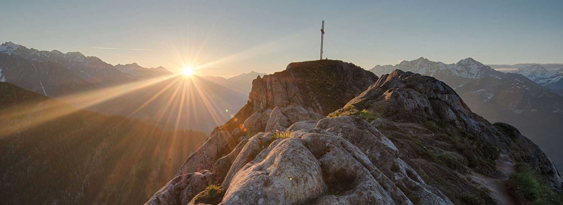 Bild: Ahrntal - Sonnenutergang - Filippo Galluzzi