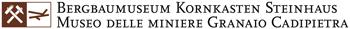 Logo: Südtiroler Bergbaumuseum-Kornkasten