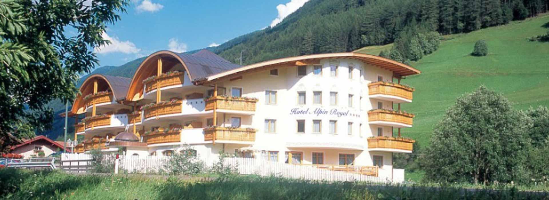 Alpine Royal Wellness Refungium & Resort Hotel