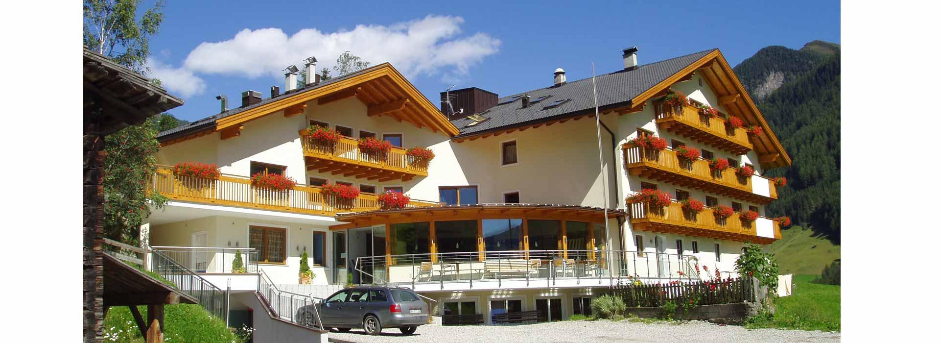 Ansicht Hotel Markus