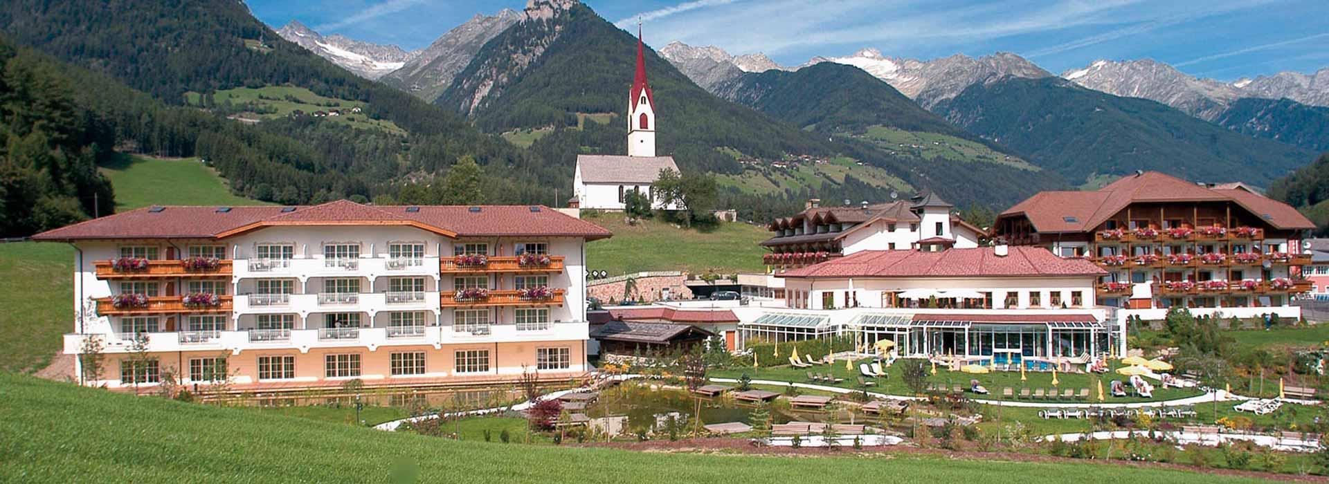 Wellness-Hotel Schwarzenstein im Ahrntal