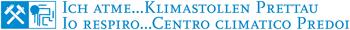 LOGO: Klimastollen Prettau - Südtiroler Bergbaumuseum