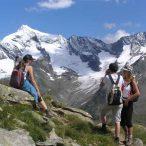 Berglandschaft Ahrntal