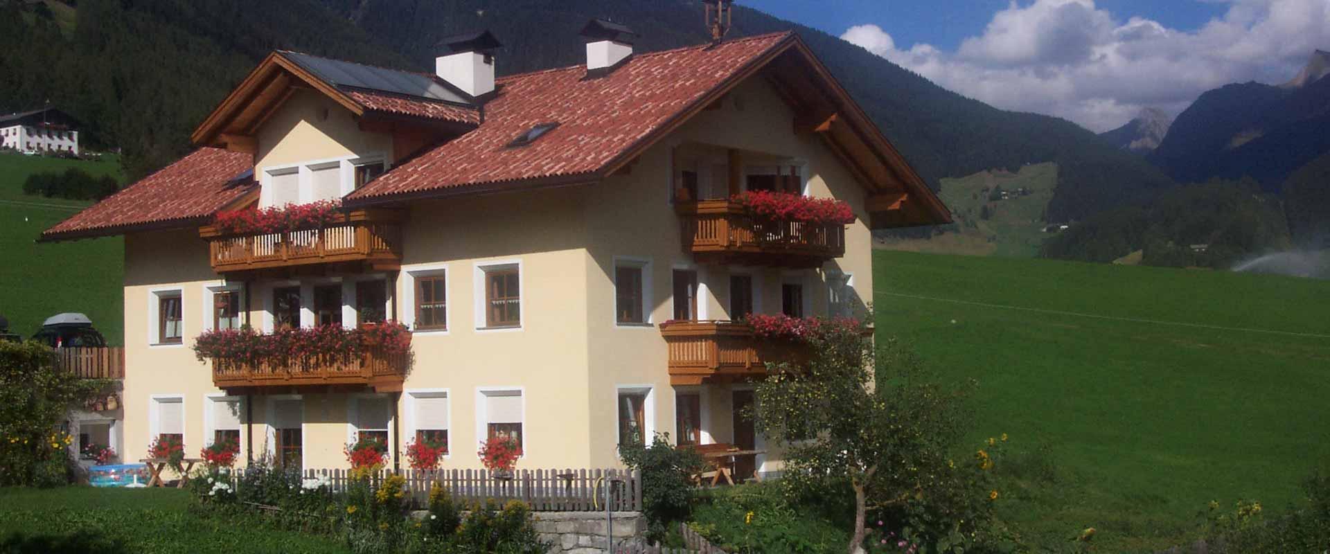 Bild: Aussenansicht Residence Kuenlechn